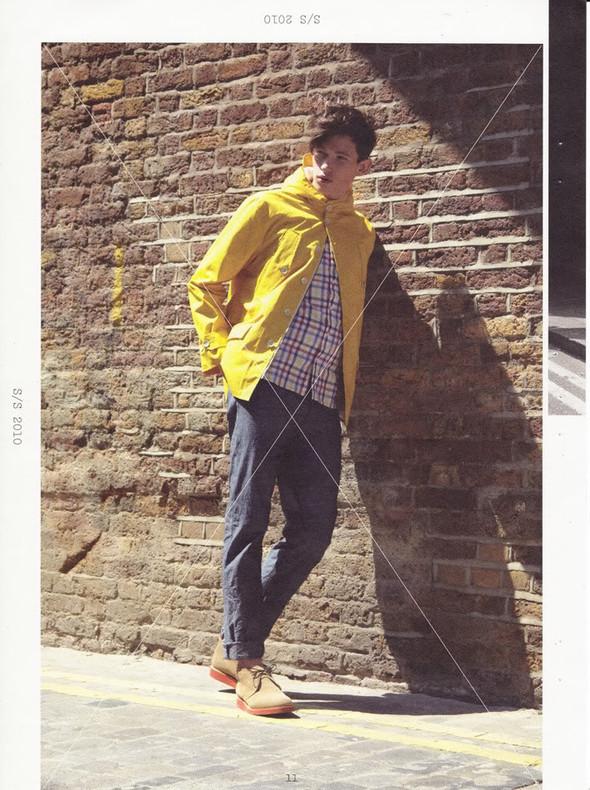 Oliver Spencer. Современный британский стиль. Изображение № 16.