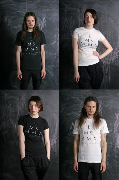 Eat My Shirts от дизайн-группы Пи. Изображение № 29.