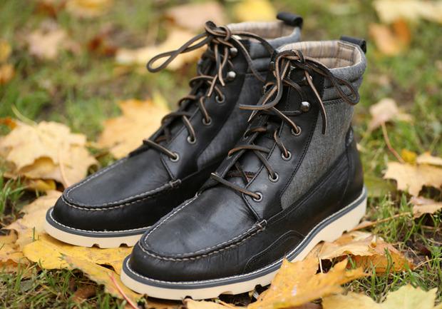 Мужские ботинки Sperry Top-Sider осень-зима 2012. Изображение №5.