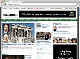 Лучшие сайты 2010 года. Изображение № 5.