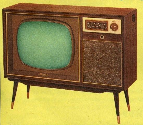 Телевизоры 1960х годов. Изображение № 18.