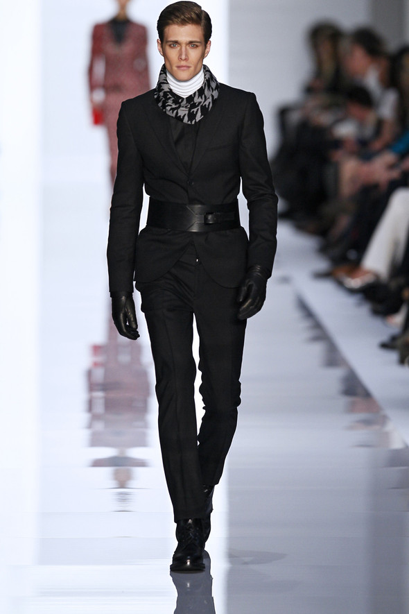 Berlin Fashion Week A/W 2012: Hugo by Hugo Boss. Изображение № 24.