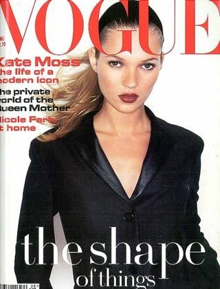 История глазами обложки Vogue (Британия). Изображение № 56.