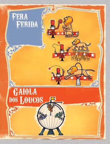 Gabriel Silveira, свободный иллюстратор. Изображение № 24.
