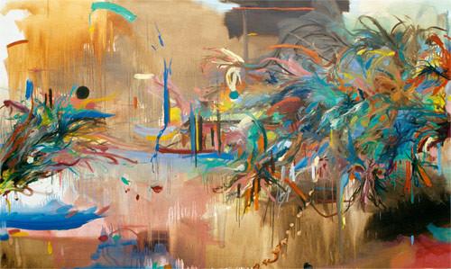 Точка, точка, запятая: 10 современных абстракционистов. Изображение № 25.