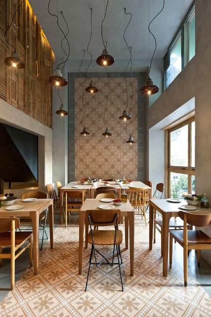 Место есть: Новые рестораны в главных городах мира. Изображение № 116.