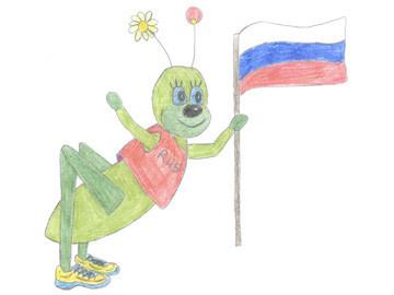 Талисман чемпионата мира 2013 в Москве возможно будет таким.. Изображение № 18.