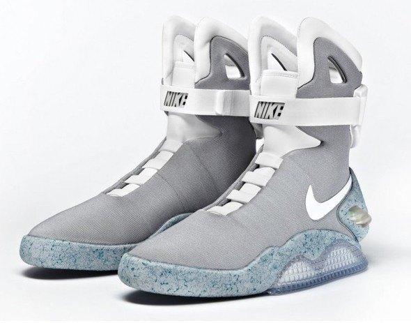 Nike выпустит кроссовки из «Назад в будущее» в 2015 году. Изображение № 2.