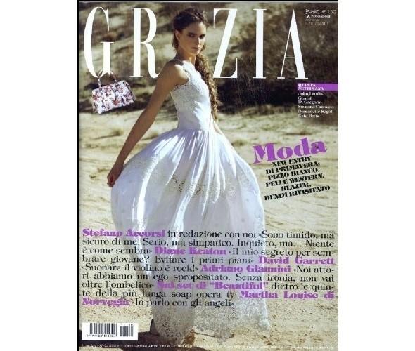 Изображение 12. Коллекция Dolce & Gabbana SS 2011 появилась на 42 обложках журналов.. Изображение № 18.
