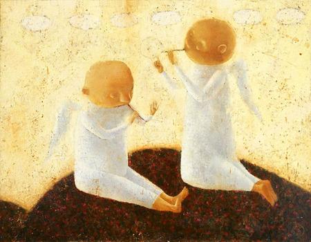 Наивная живопись Светланы Румак. Изображение № 20.