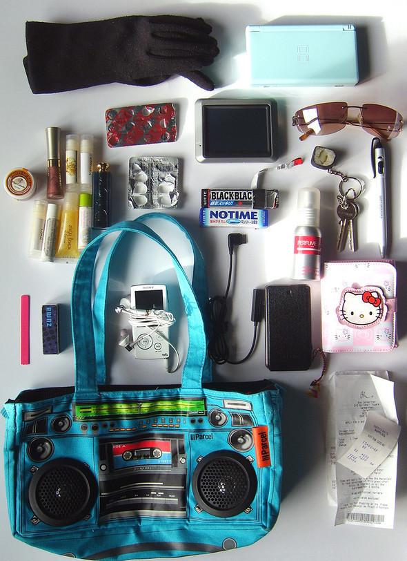 What's inyour bag?. Изображение № 20.