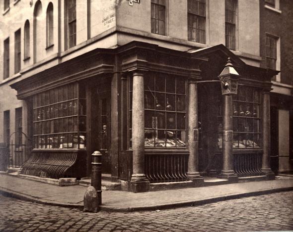 Призраки старого Лондона. Изображение № 11.