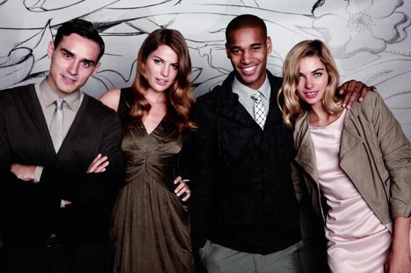 Изображение 17. Мужские рекламные кампании: Mugler, Versace и другие.. Изображение № 11.