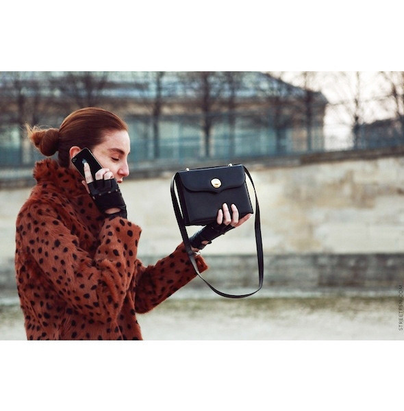 Изображение 112. На полях: 10 тенденций уличного стиля с прошедших недель моды.. Изображение № 112.