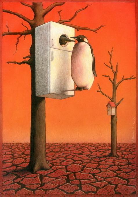 Изображение 26. Карикатурист Pawel Kuczynski.. Изображение № 26.