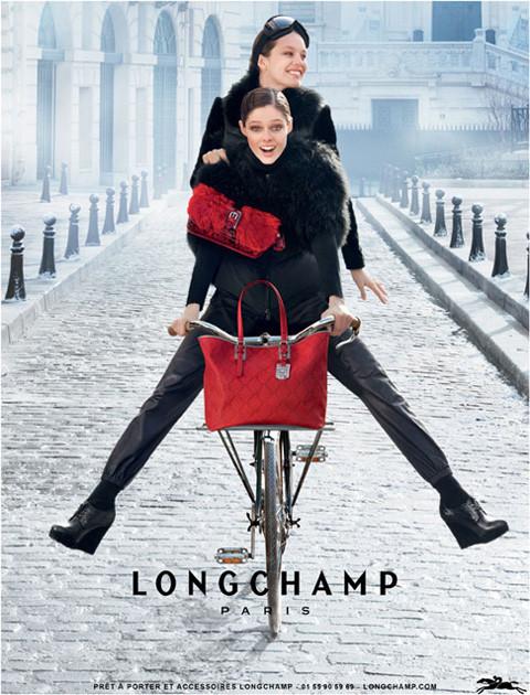 Превью кампаний: Givenchy, Jean Paul Gaultier, Versace и другие. Изображение № 5.