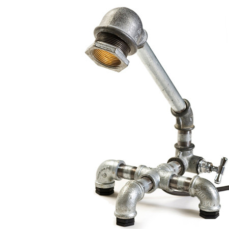 Сантехнические лампы Дэвида Бенатана. Изображение № 1.