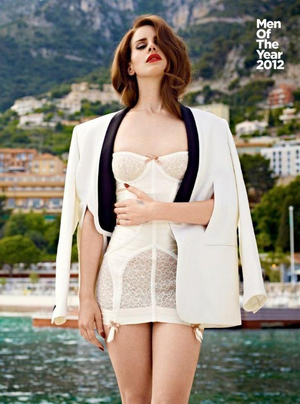 Lana Del Rey - женщина года. Изображение № 1.