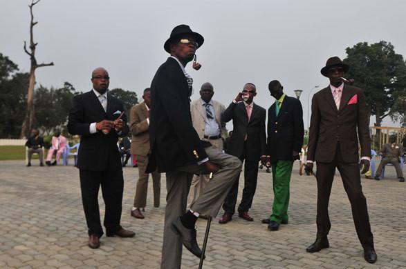 Изображение 12. Щеголи из республики Конго.. Изображение № 3.