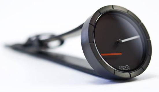 Изображение 1. Часы Tempo Libero от Nava Design.. Изображение № 2.