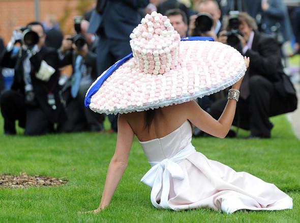 Самые необычные иизысканных шляпки Royal Ascot. Изображение № 3.