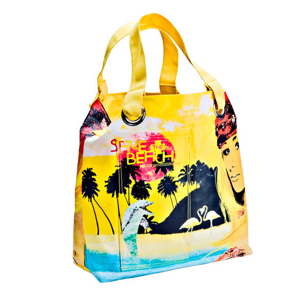 Buy the bag and save the beach. Изображение № 3.