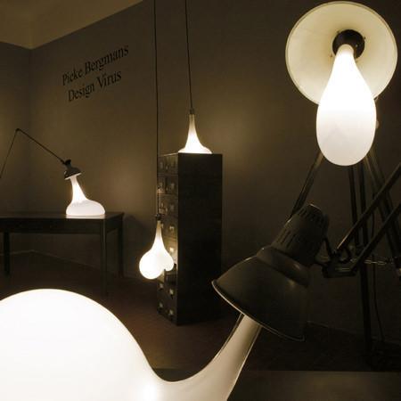 Light Blubs. отPieke Bergmans. Изображение № 1.