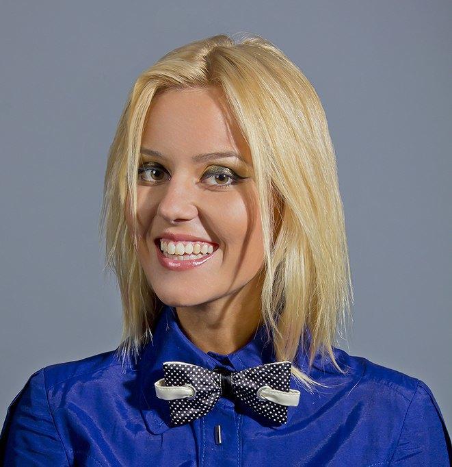 Фееричные галстуки - бабочки от дизайнера Евгении Андриевской.. Изображение №16.