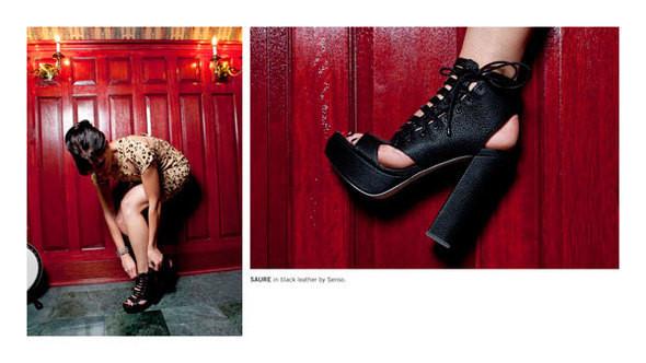 Изображение 25. Лукбуки обуви: Jeffrey Campbell, Modern Vintage и Solestruck.. Изображение № 41.