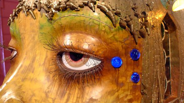 Дизайн-дайджест: Книга мифов о Бэнкси, выставка Ай Вэйвэя и арт-ярмарка FIAC в Париже. Изображение № 42.