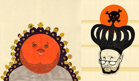 Милые уродцы виллюстрациях Sandra Juto. Изображение № 10.