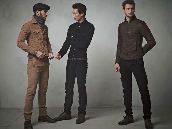 Лукбук: Dolce & Gabbana FW 2011 Men's. Изображение № 35.