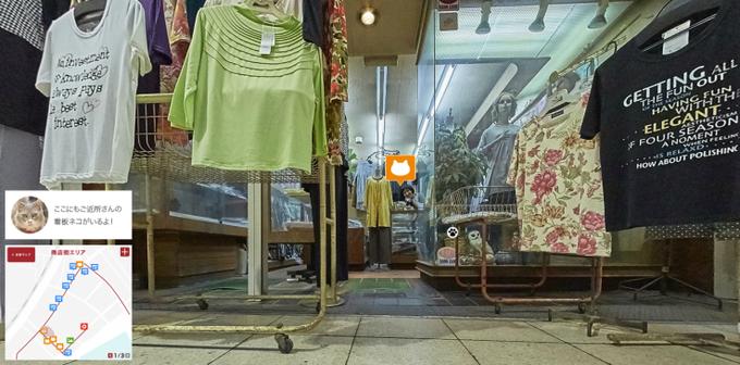 Для Хиросимы сделали Street View c кошками . Изображение № 4.