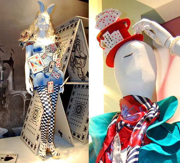 Alice In Wonderland In Fashion Retail 2010. Изображение № 1.