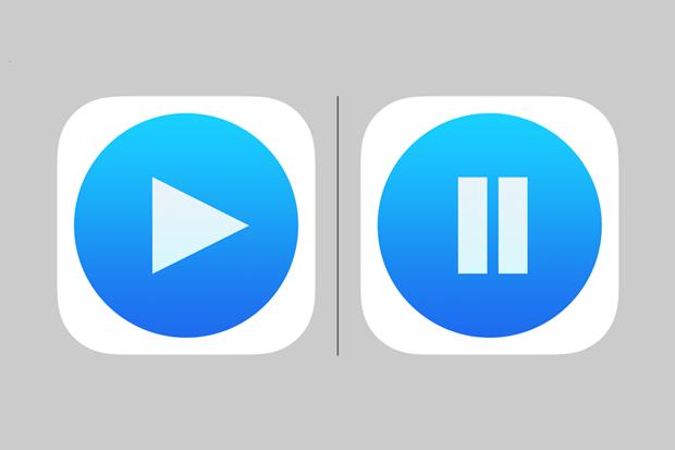 Пример концепта динамической иконки приложения Remote . Изображение № 3.