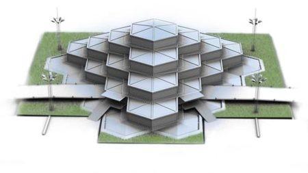 Monosota — инновационное строительство. Изображение № 2.