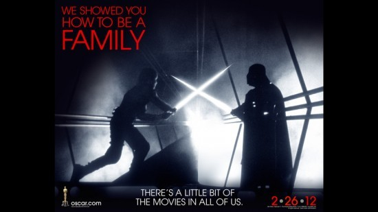 Ностальгическая реклама «Оскара-2012». Изображение № 3.