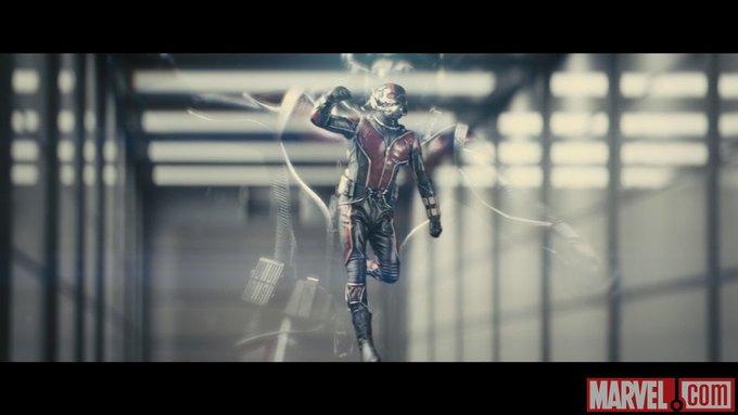 Концепт-арт к фильму «Человек-муравей». Изображение № 11.