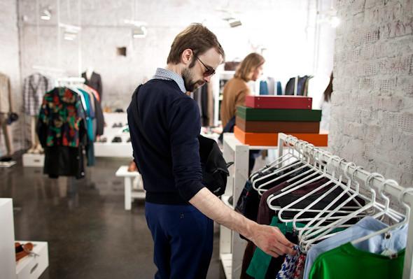 День с Питером Йенсеном: Разговоры о ретейле и шопинг в Москве. Изображение № 24.