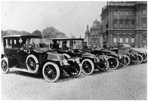 Первые модели автомобилей Renault. Изображение № 6.