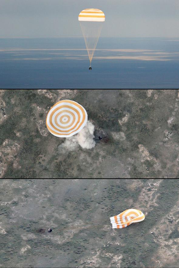 Космос. Полеты восне инаяву. Изображение № 24.
