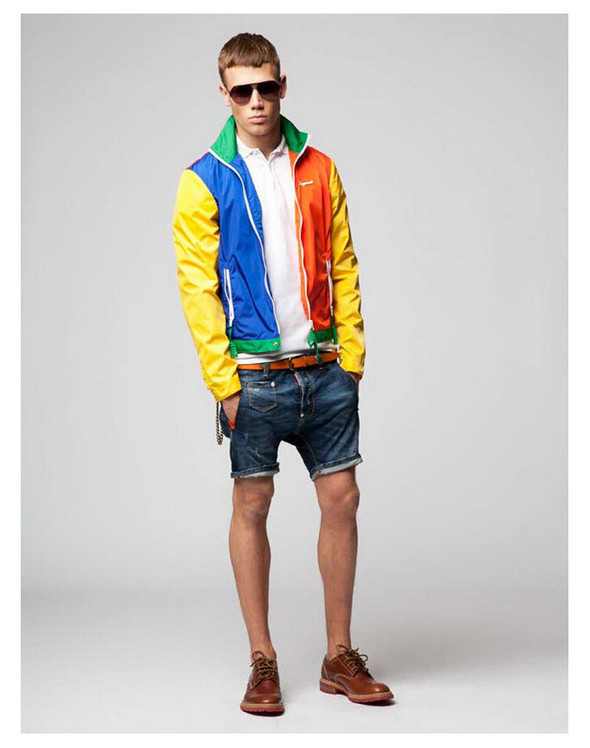 Dsquared2 Resort 2012 Lookbook. Изображение № 5.
