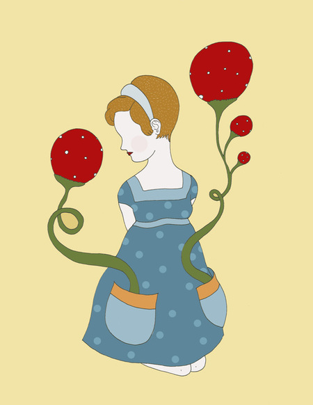 Уроки рукоделия отчудо художницы Elsa Mora. Изображение № 9.