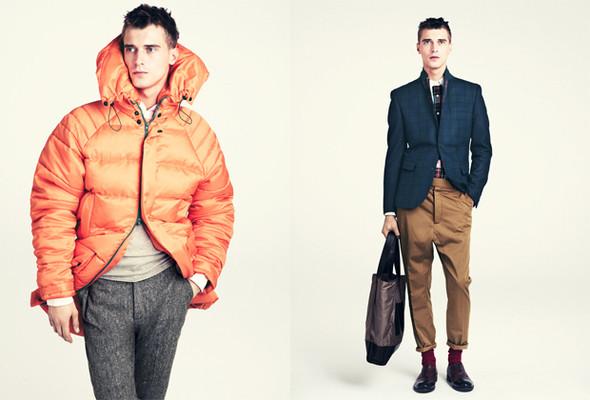 Изображение 5. Лукбук: H&M FW 2011 Menswear.. Изображение № 5.