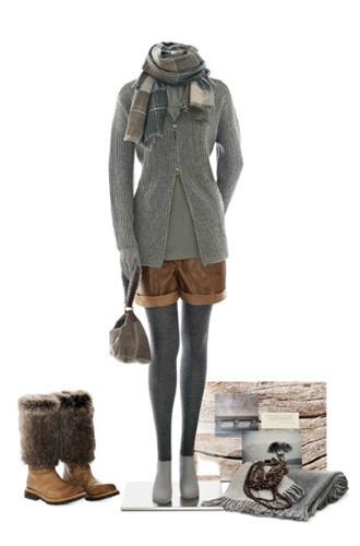 Brunello Cucinelli: лукбук осень-зима 2011/2012. Изображение № 50.