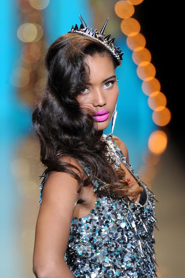 New York Fashion Week: Betsey Johnson Spring 2012. Изображение № 90.