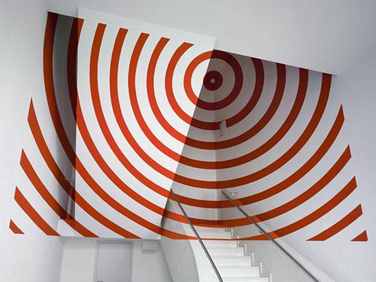 10 художников, создающих оптические иллюзии. Изображение №84.