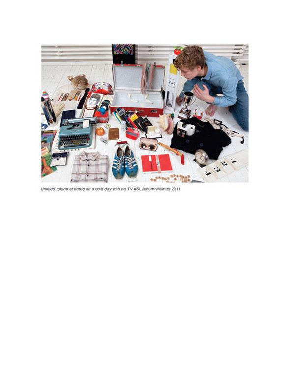 Изображение 80. Мужские лукбуки: Burberry, Odyn Vovk и другие.. Изображение № 75.