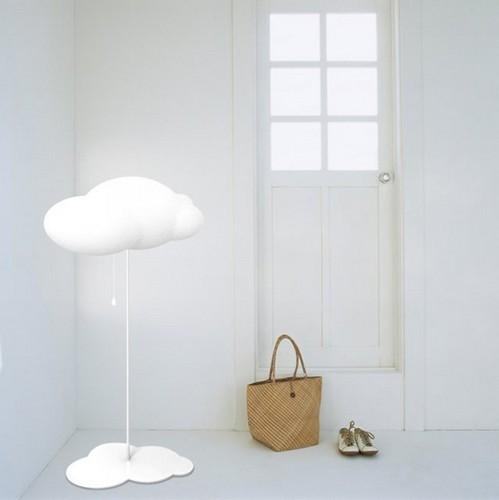 Изображение 1. Предмет: Лампа-облако.. Изображение № 1.