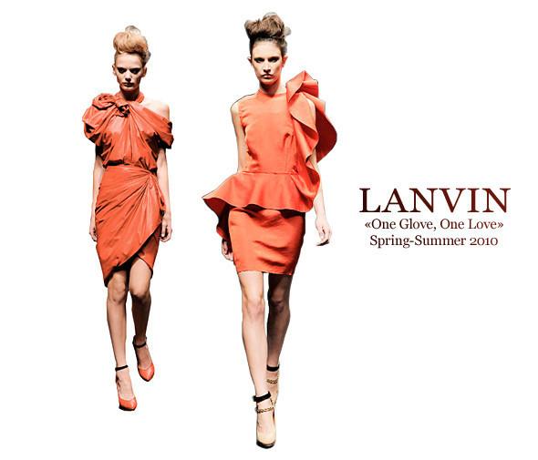Фэшн-головоломка: Lanvin. Изображение № 1.